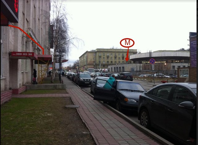 Офисное помещение 250 кв.м., Невский район
