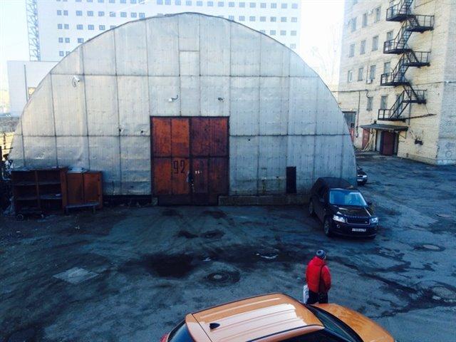 Производственное помещение 439 кв.м., Калининский район