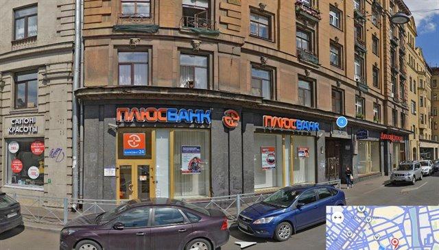 Помещение свободного назначения 106 кв.м., Петроградский район