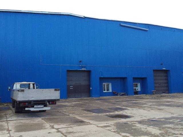Производственное помещение 2680 кв.м., Приморский район