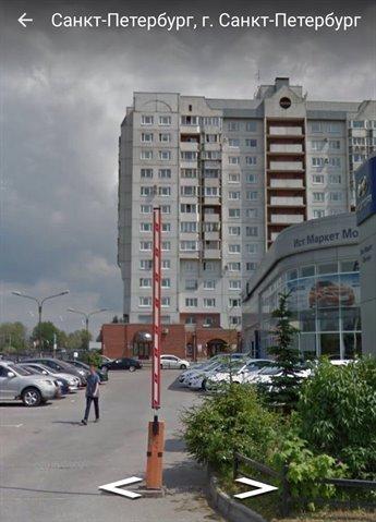 Офисное помещение 124 кв.м., Приморский район