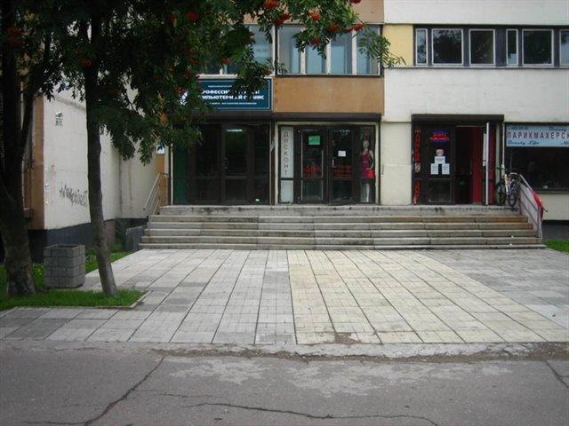 Помещение свободного назначения 113 кв.м., Выборгский район