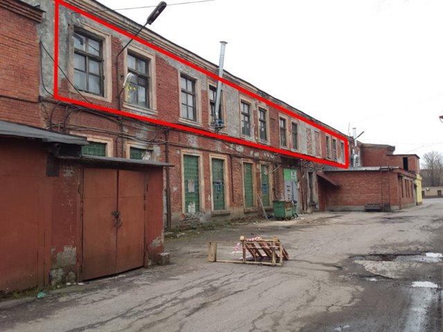 Производственное помещение 387 кв.м., Кировский район