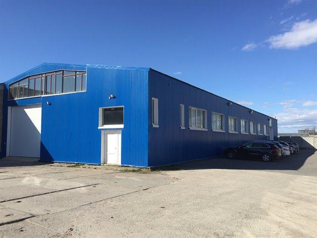 Производственное помещение 968 кв.м., Красносельский район