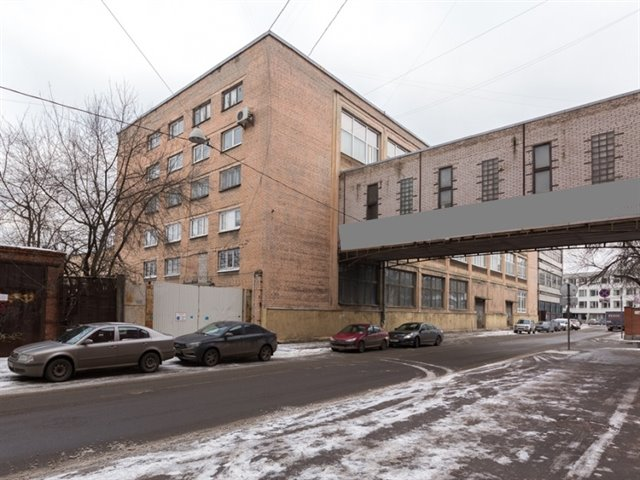 Производственное помещение 4488 кв.м., Кировский район