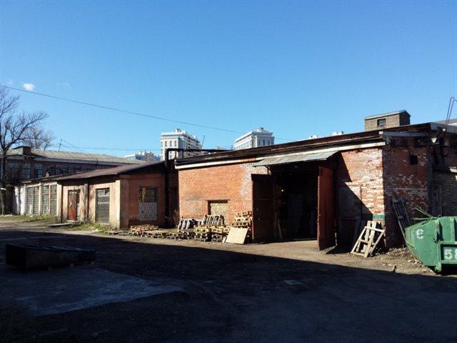 Производственное помещение 758 кв.м., Приморский район