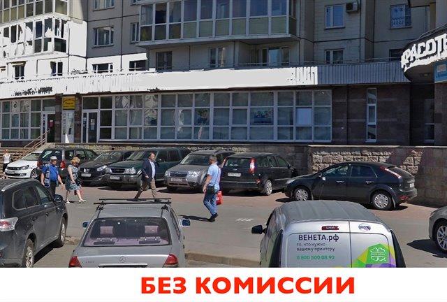 Торговое помещение 250 кв.м., Приморский район