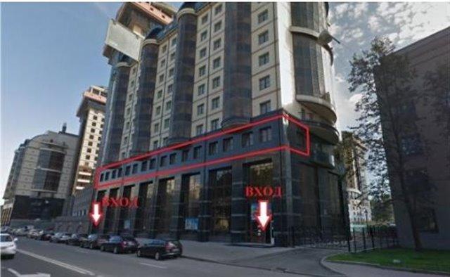 Офисное помещение 480 кв.м., Московский район
