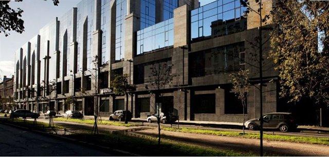 Офисное помещение 640 кв.м., Василеостровский район