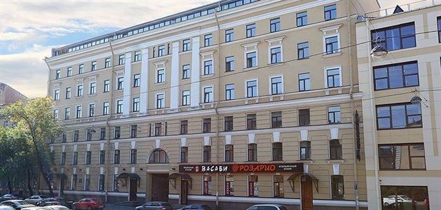 Офисное помещение 78 кв.м., Василеостровский район