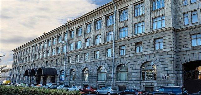 Офисное помещение 100 кв.м., Петроградский район