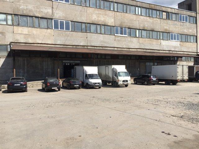 Складское помещение 1200 кв.м., Московский район