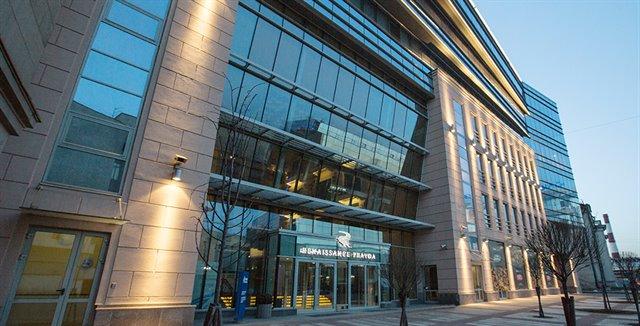 Офисное помещение 858 кв.м., Центральный район