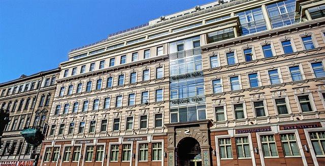 Офисное помещение 616 кв.м., Центральный район