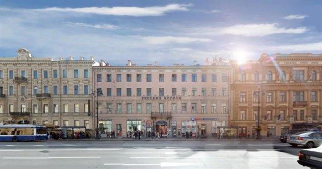 Офисное помещение 97 кв.м., Центральный район