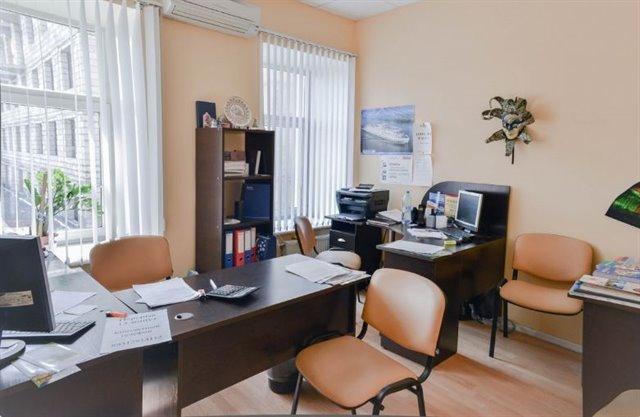 Офисное помещение 115 кв.м., Центральный район