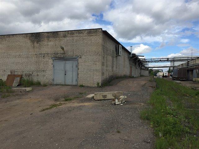 Производственное помещение 1680 кв.м., Фрунзенский район