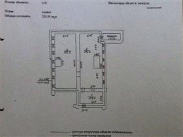 Торговое помещение 220 кв.м., Центральный район