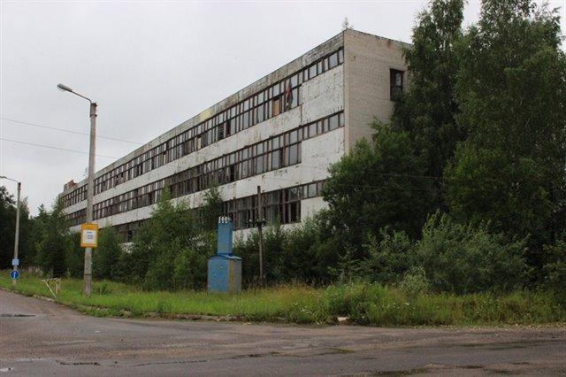 Производственное помещение 15500 кв.м., Гатчинский район ЛО