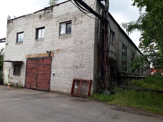 Производственное помещение 400 кв.м., Колпинский район