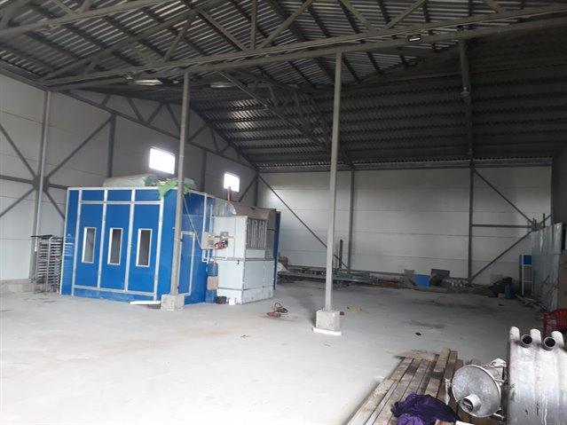 Производственное помещение 680 кв.м., Всеволожский район ЛО