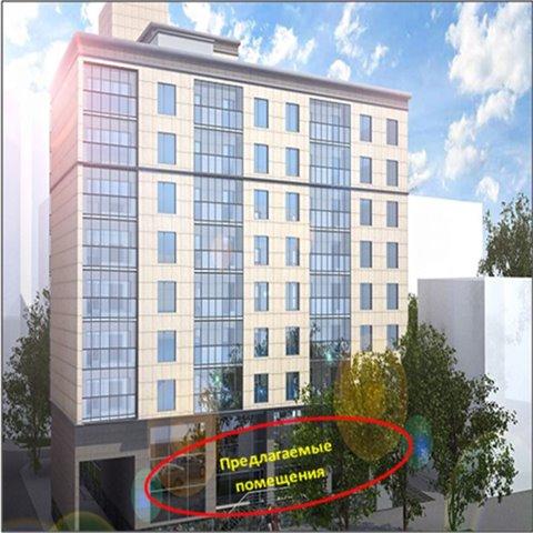 Офисное помещение 127 кв.м., Василеостровский район