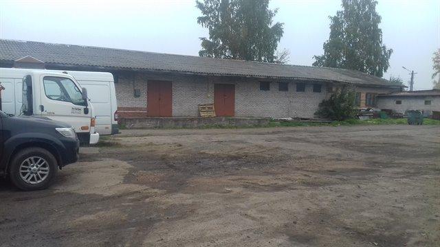 Производственное помещение 5600 кв.м., Ломоносовский район ЛО