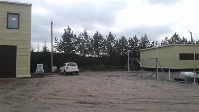 Автосервис 150 кв.м., Всеволожский район ЛО