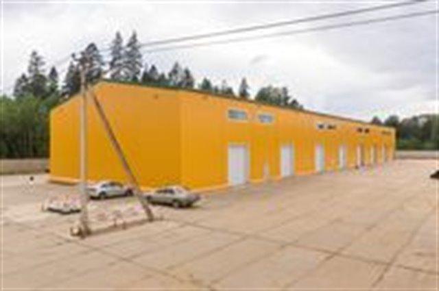 Производственное помещение 1152 кв.м., Всеволожский район ЛО