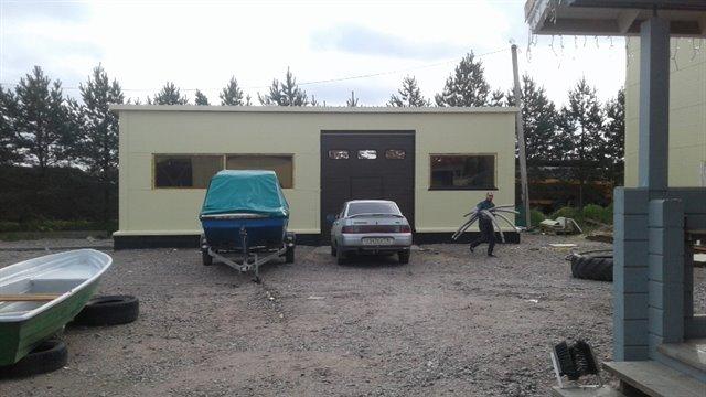 Производственное помещение 200 кв.м., Всеволожский район ЛО