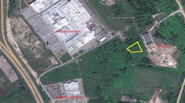 Земельный участок 10240 кв.м., Всеволожский район ЛО