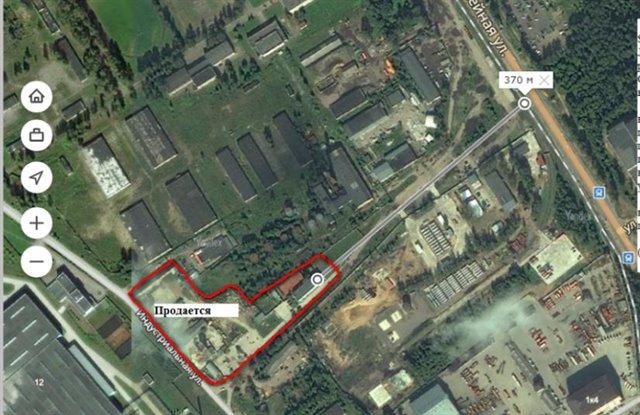 Производственное помещение 4290 кв.м., Всеволожский район ЛО