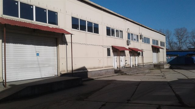 Производственное помещение 1822 кв.м., Красносельский район
