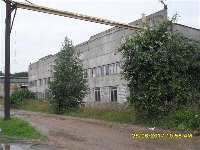 Производственное помещение 2829 кв.м., Всеволожский район ЛО