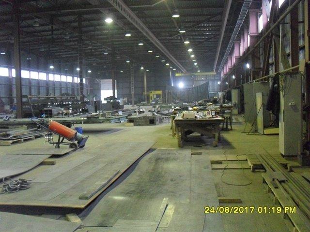 Производственное помещение 1600 кв.м., Всеволожский район ЛО