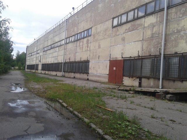 Производственное помещение 6565 кв.м., Фрунзенский район