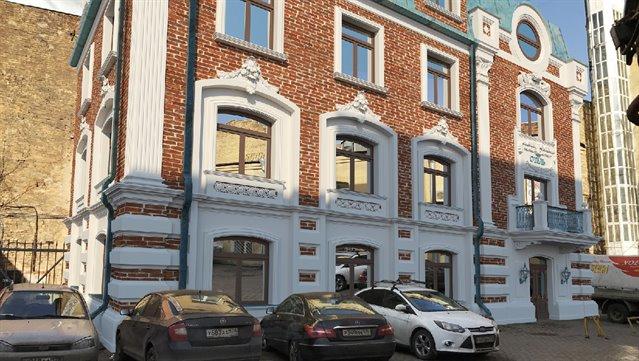 Гостиница 250 кв.м., Центральный район