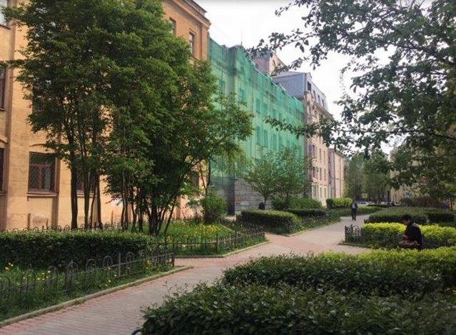Складское помещение 2400 кв.м., Петроградский район