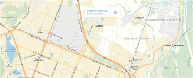 Складское помещение 6000 кв.м., Всеволожский район ЛО