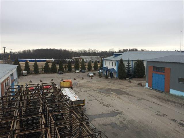Производственное помещение 7000 кв.м., Гатчинский район ЛО