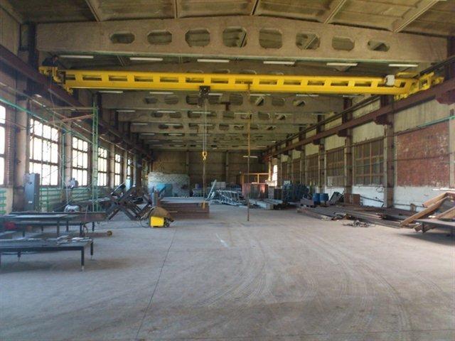 Производственное помещение 2000 кв.м., Гатчинский район ЛО