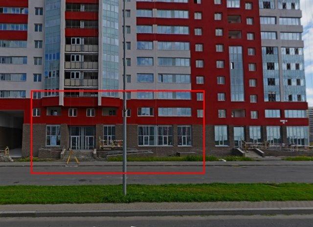 Торговое помещение 103 кв.м., Красносельский район
