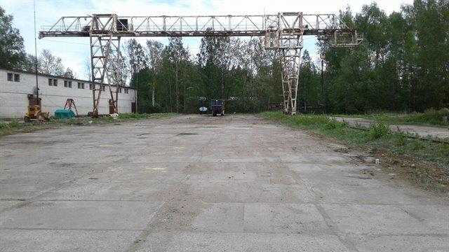 Складское помещение 1000 кв.м., Петродворцовый район