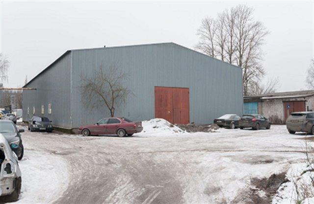 Производственное помещение 800 кв.м., Приморский район