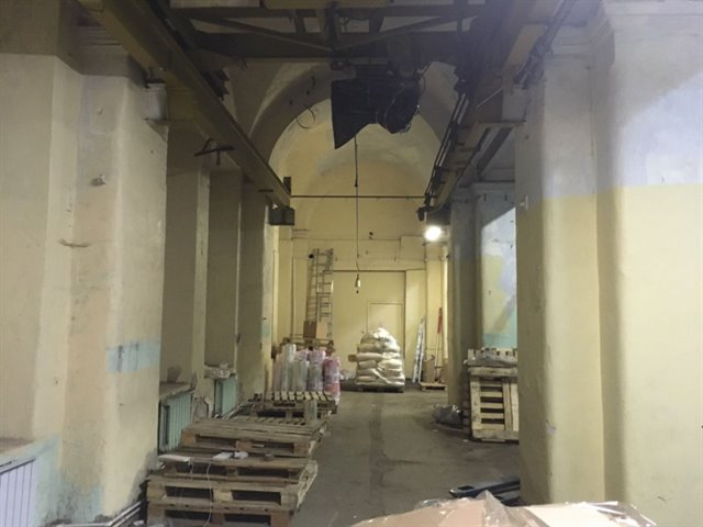 Производственное помещение 476 кв.м., Калининский район