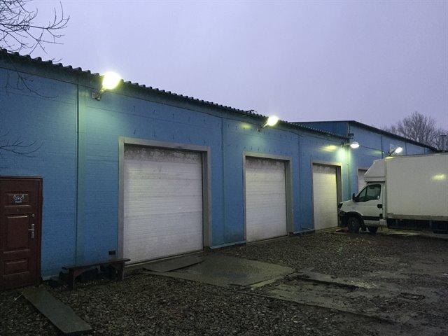Производственное помещение 380 кв.м., Невский район