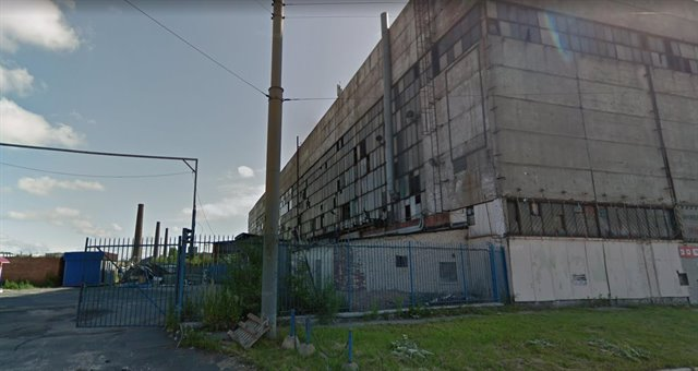 Производственное помещение 8136 кв.м., Невский район