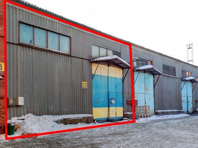 Производственное помещение 197 кв.м., Кировский район