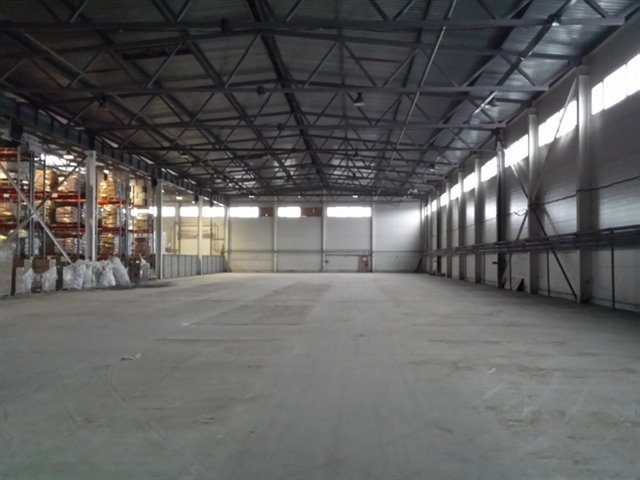 Производственное помещение 1204 кв.м., Фрунзенский район