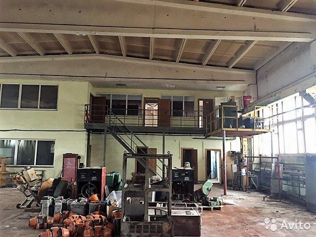 Производственное помещение 1720 кв.м., Гатчинский район ЛО